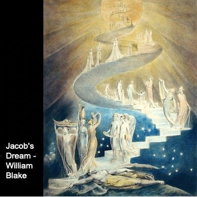 Jacob's Dream - William Blake