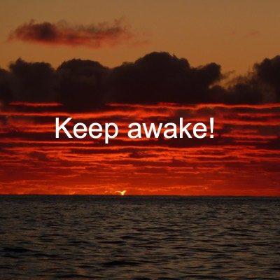 Keep awake 400X400