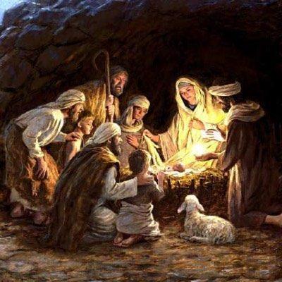 Nativity Scene 400X400